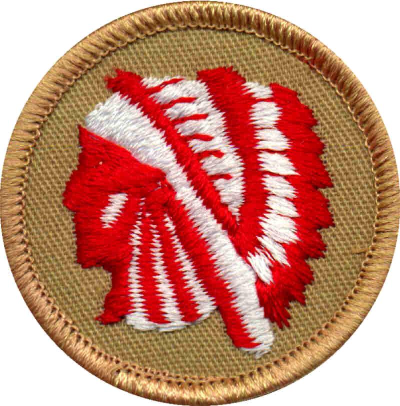 Chieftain Patrol Logo