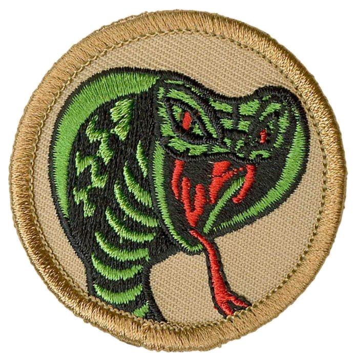 Cobra Patrol Logo