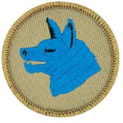 Fierce Wolves Patrol Logo