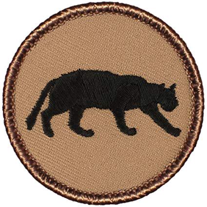 Panther Patrol Logo